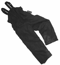 New Boys Snowsuit Pants Toddlers Size 3T Blk Insulated Ski Bibs NWT Quik Ship 4U