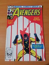 The Avengers #224 ~ NEAR MINT NM ~ (1982, Marvel Comics)