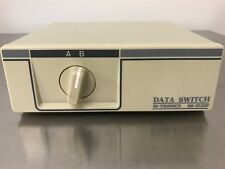 Bi-Tronics DS-252HP Data Switch Box for Printer, PC, Etc. NEW OLD STOCK