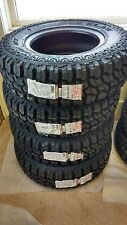 4 NEW MUD CLAW EXTREME M/T TIRES  235/75/15 235/75R15  2357515   LOAD C