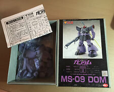 B-CLUB GUNDAM THE ORIGIN SERIES II 1/144 RESIN KIT - MS-09 ドム DOM