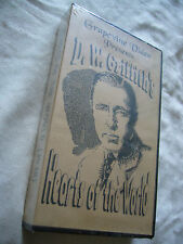 HEARTS OF THE WORLD D W Griffith NTSC VHS SMALL BOX  Lillian Gish Dorothy