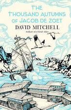 The Thousand Autumns of Jacob De Zoet, David Mitchell
