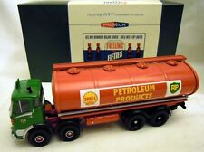 "Corgi CC11502: AEC MkV Mammoth Major Tanker ""Shell & BP"" in 1/50, N E U & O V P"