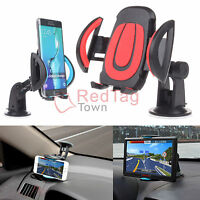 Universal Car Windshield Mount Holder Bracket Stand For Mobile Cell Phones GPS