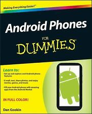 Android Phones For Dummies-ExLibrary