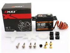 4x EMAX ES3001 Standard 43g Servo For RC Helicopter Boat Airplane Free shipping