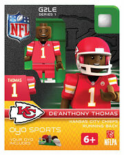 De'Anthony Thomas OYO Kansas City Chiefs NFL Mini Figure LEGO Compatible G2