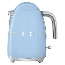 Smeg bouilloire, années 50 style rétro bleu pâle smeg KLF01