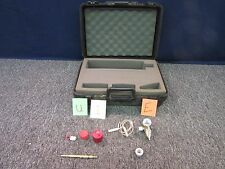 MSA MINE SAFETY GAS VANTAGE POINT TOXGARD SENSOR MILITARY CALIBRATION KIT 45 #E