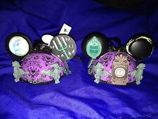 Disney Haunted Mansion Mickey Ear Hat Christmas Ornament
