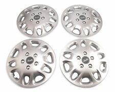 Universal Fit 14 Inch Hub Cap Set For 14 Inch Steel Wheel - Set of 4 -