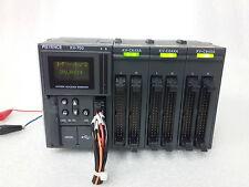 KEYENCE KV-700 CPU & KV-C64XA INPUT MODULE [3]