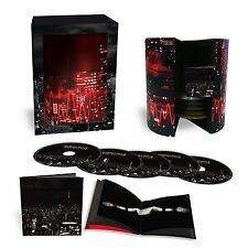 INDOCHINE BLACK CITY TOUR BOX COLLECTOR 2CD 2 DVD BLU RAY