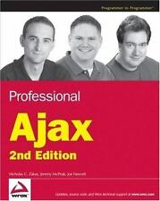 Professional Ajax, 2nd Edition (Programmer to Programmer)-ExLibrary
