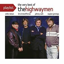 NEW Playlist: The Very Best Of The Highwaymen (Audio CD)
