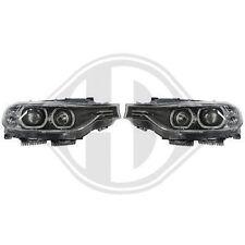 SET FARI FANALI ANTERIORI TUNING DAYLIGHT BMW SERIE 3 F30-31 DIEDERICHS 1217486