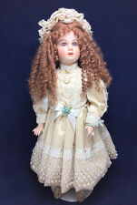 "27"" PATRICIA LOVELESS DOLL The Enchantment of Jumeau JACQUELINE Tete Face LOOK!"