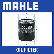 Mahle Oil Filter OC237/1 - Fits Rover - Genuine Part