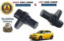 FOR SUBARU IMPREZA 2.5 WRX TURBO 2007-  LEFT & RIGHT HAND LOWER CAMSHAFT SENSOR