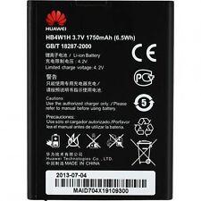 ORIGINAL HUAWEI HB4W1H AKKU ACCU BATTERY-Ascend G510 G520 G525 Y210 Y530 1750mah