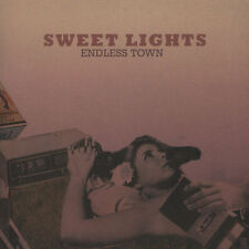 "SWEET LIGHTS Endless Town UK vinyl 7"" numbered sleeve SEALED/NEW 500-copies"