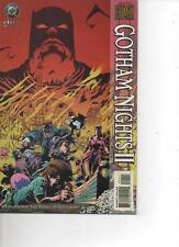 BATMAN GOTHAM NIGHTS II- 1 OF 4   MAR 1995 VERY FINE