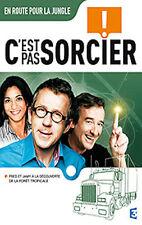 20157// DVD C'EST PAS SORCIER - EN ROUTE POUR LA JUNGLE NEUF DEBALLE 102 MIN