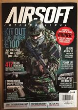 Airsoft International Kit Gear Recoil Review UK Vol 10 #10 2015 FREE SHIPPING!