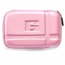 "5.2"" 5 inch Hard Carrying Travel GPS Case Zipper Pouch for TomTom and Garmin"