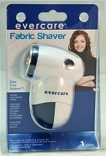 Evercare Small Fabric Shaver Safe Trim System Removes Fuzz Lint Fast TT2710 NEW