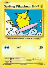 Surfing Pikachu 111/108 - Secret Rare - Pokemon XY Evolutions - Near Mint