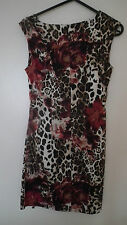 BNWT Animal Print with Flowers Dress from Love size S