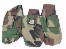 Nasty Boys  3 Pod Pouch Harness Holder Carrier Old School Camo Print NO PODS