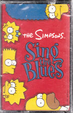 THE SIMPSONS sing the blues MUSIC COMEDY new cassette tape