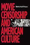 MOVIE CENSORSHIP (Smithsonian Studies in the History of Film & Televis-ExLibrary