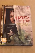 Layers of Fear Masterpiece Edition Collector's PC DVD - Polish/English + STEAM