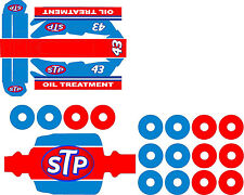 Losi mini 8ight  stp wrap decals stickers