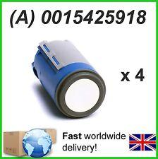 4 X Parking PDC Sensor  MERCEDES C CLK S G V Vito - 0015425918  A0015425918