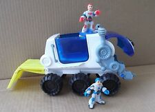 Imaginext Space Robots Rover action figures boys toys kids set truck FREESHIPPIN