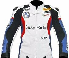 BMW-Motorbike/Motorcycle Leather Jacket Racing Biker Motorrad Jacket (Replica)