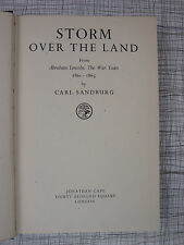 Storm Over The Land (Gettysburg, Bull Run, Richmond, Antietam, Abraham Lincoln)