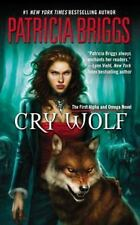 Cry Wolf-Patricia Briggs-Alpha and Omega novel #1-Combined shipping