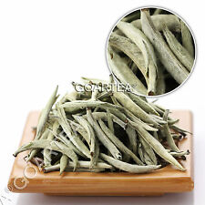 250g Premium Chinese Organic Bai Hao Yin Zhen Silver Needle White Loose Leaf Tea