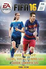 Fifa 16 Game, Web App, Coins, Totts, Download Guide Unofficial by Yuw, The