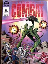 Strange Combat Tales n°2 1993 ed. Epic Comics  [G.166]