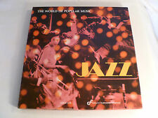 Jazz The World Of Popular Music Teachers Edition 4 Record Set History of Jazz