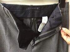 NWOT Zara woman Long Trailered  pants/ trousers EU40/US8