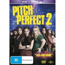PITCH PERFECT 2-Anna Kendrick-Region 4-New and Sealed