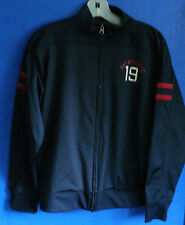 GAP ATHLETIC~Navy Blue with Red~TRACK ATHLETIC JACKET~Youth XXL (14-16)